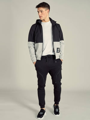 Куртка сіра | 5455346