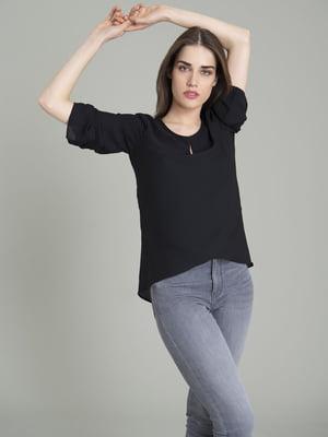 Блуза черного цвета   5455366