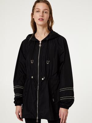 Куртка чорна | 5441444