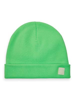 Шапка зелена | 5319072