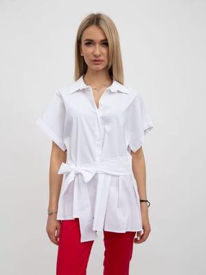 Блуза белая   5456520