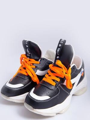 Кросівки чорно-білі | 5456566