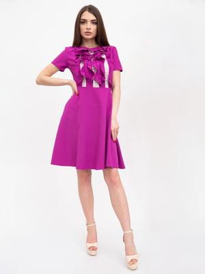 Платье цвета фуксии | 5456603