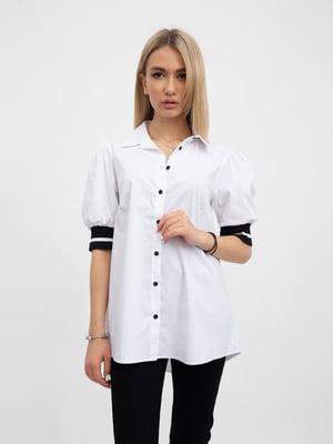 Рубашка белая | 5456612