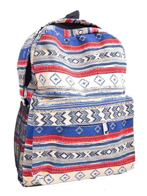 Рюкзак у візерунок | 5456615
