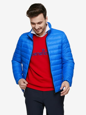 Куртка синяя | 5371606