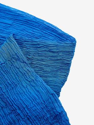 Шарф синий | 5371872
