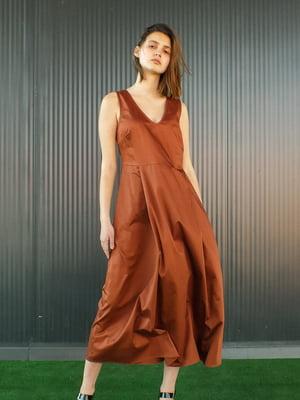 Сукня коричнева | 5456452