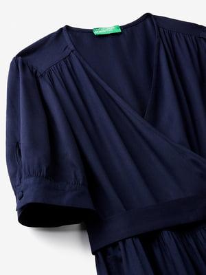 Платье темно-синее | 5456454