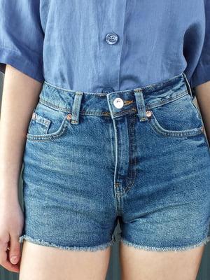 Шорти сині джинсові | 5456474