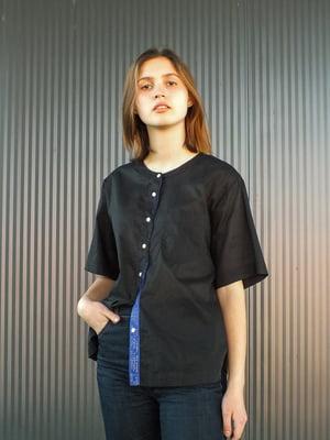 Рубашка черная | 5456498