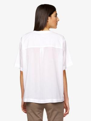 Рубашка белая | 5456499