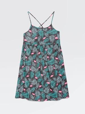 Платье в принт | 5371501