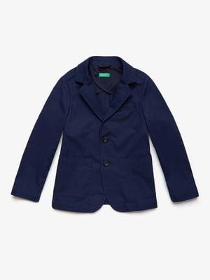 Пиджак синий | 5454735