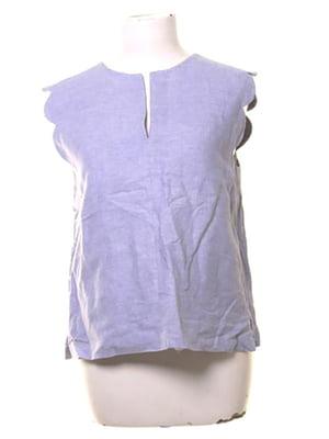 Блуза голубая | 5449773