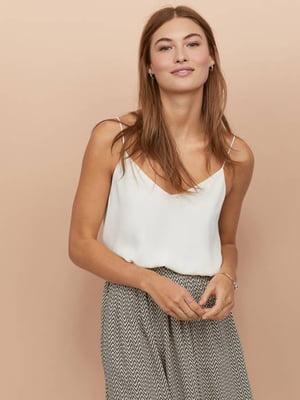 Блуза белая   5450407