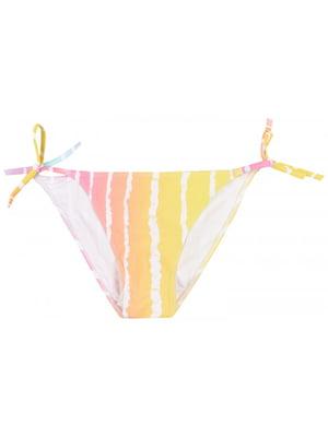 Трусы купальные разноцветные | 5450652