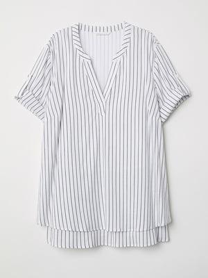 Блуза для беременных в полоску | 5450667