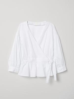 Блуза белая   5457380