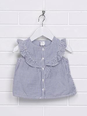 Блуза в смужку | 5402361