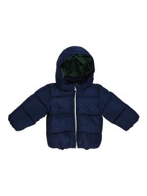 Куртка синя | 5435064