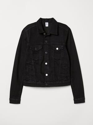 Куртка чорна | 5457574