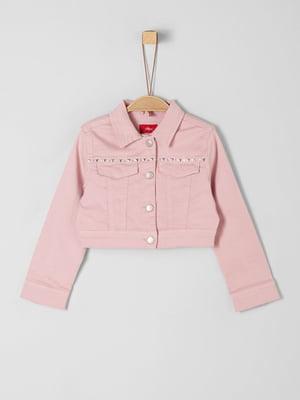 Куртка персикового цвета | 5457685