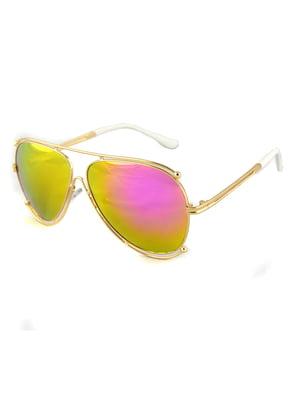 Очки солнцезащитные | 5458221