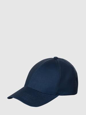 Кепка синя | 5458326