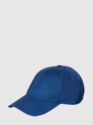 Бейсболка синяя | 5458329