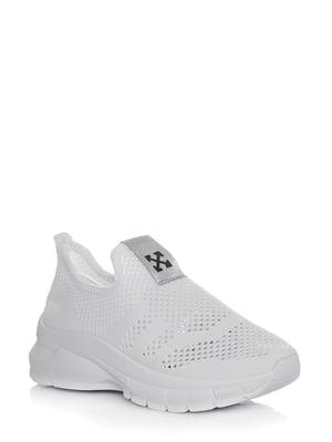 Кроссовки белые | 5458486