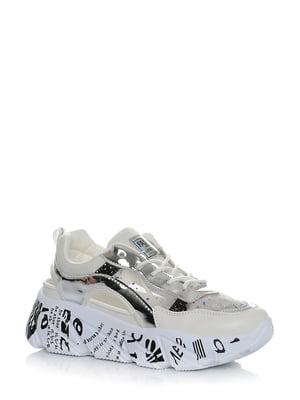 Кросівки сріблясті   5458529