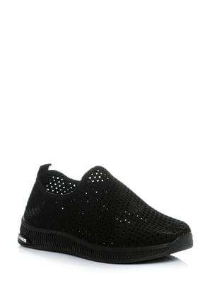 Кроссовки черные | 5458547