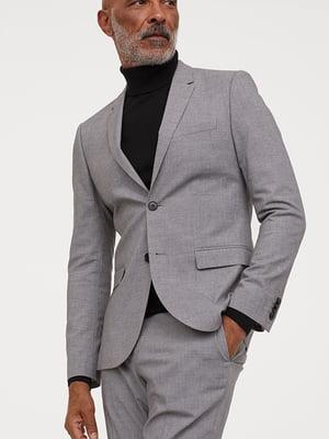 Пиджак серый | 5450390