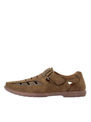 Туфли коричневые | 5458593