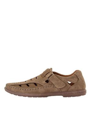 Туфли коричневые | 5458594