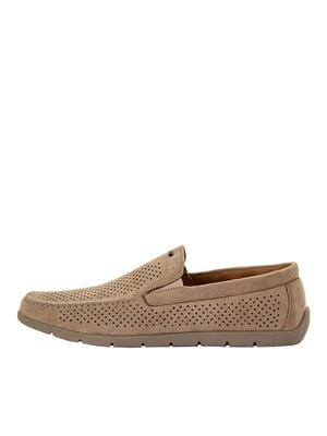 Туфли бежевые | 5458598