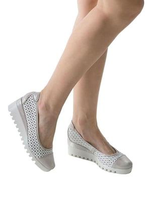 Туфлі білі | 5458661