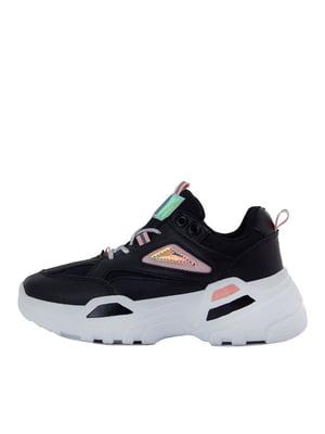 Кросівки чорні | 5458690