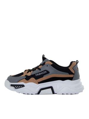 Кросівки триколірні | 5458695