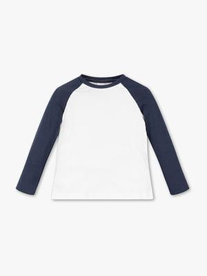 Лонгслив молочно-синего цвета - PALOMINO - 5459146