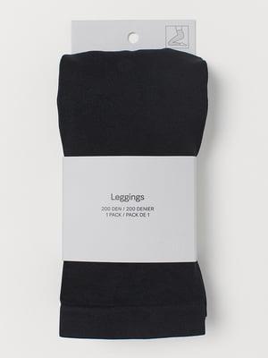 Легінси чорні | 5460081