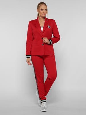 Костюм: жакет і штани | 5460192