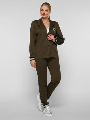 Костюм: жакет и брюки | 5460193