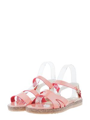 Сандалии розовые | 5435814