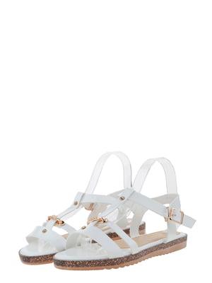 Сандалии белые | 5435835