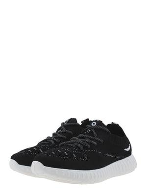 Кросівки чорно-білі | 5454448