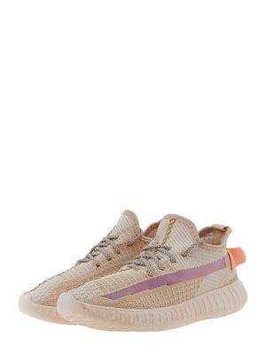 Кроссовки абрикосового цвета | 5454458