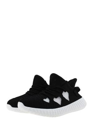 Кроссовки черные | 5454459