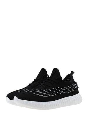 Кросівки чорно-білі | 5454460